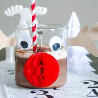 Heiße Zimt-Schokolade