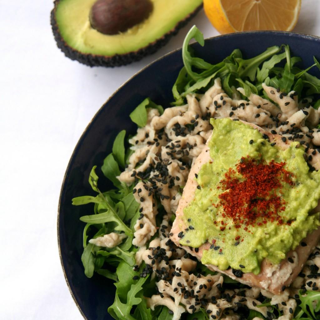 Glutenfreie Fitness-Spätzle