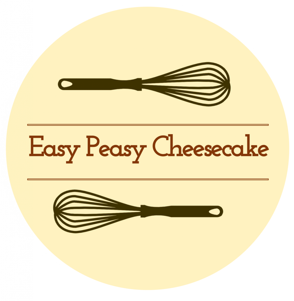 Easy Peasy Cheesecake