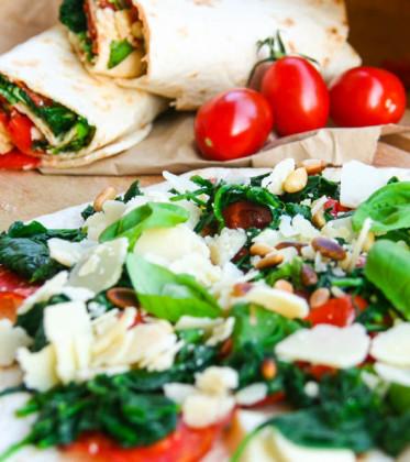 italienische Wraps