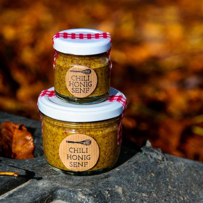 Chili-Honig-Senf