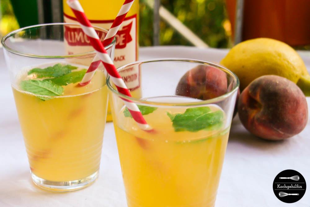 Pfirisch Limonade