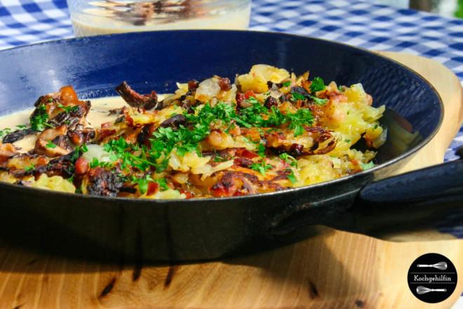 Kartoffelgröstl