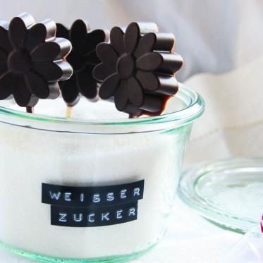 Schokoladen Lolli