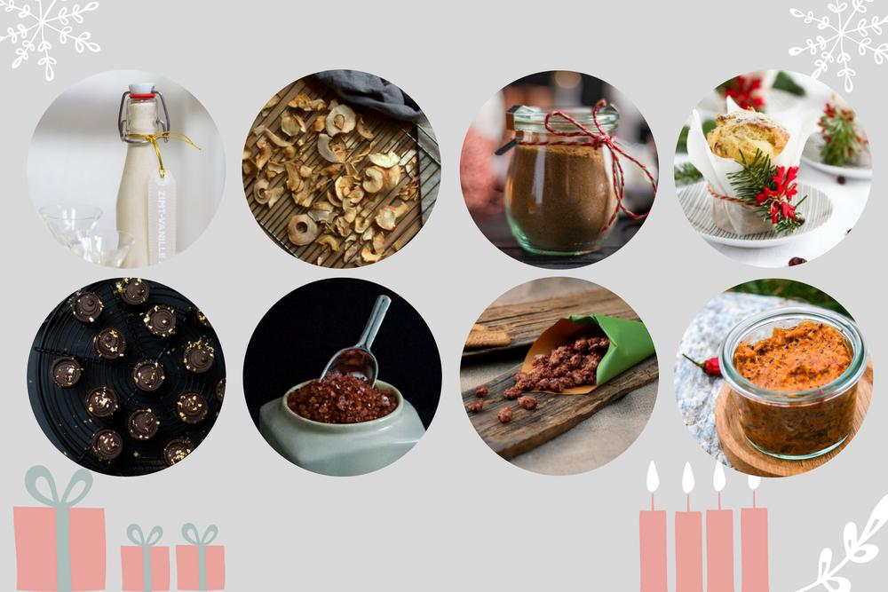 8 Ideen für Geschenke aus der Küche von Foodbloggern | Kochgehilfin